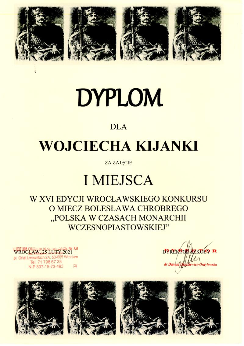 Wojciech Kijanka I miejsce.png