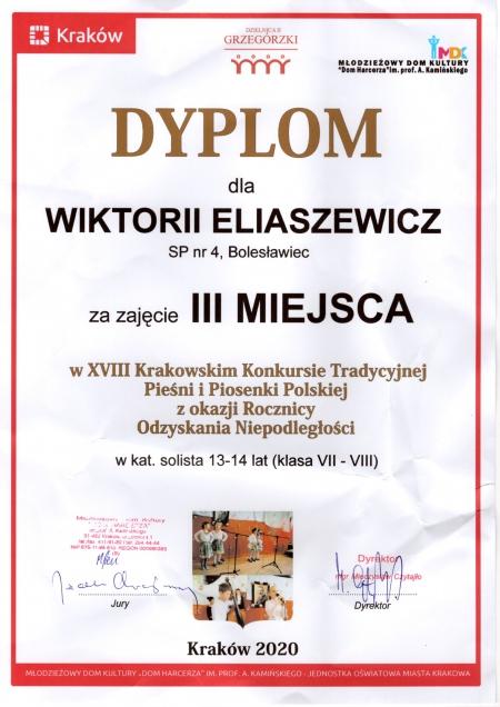 Koncertowała w Krakowie
