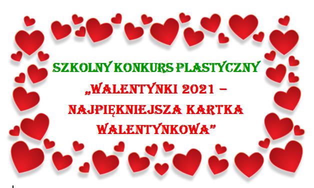 NAJPIĘKNIEJSZ KARTKA WALENTYNKOWA - 2021
