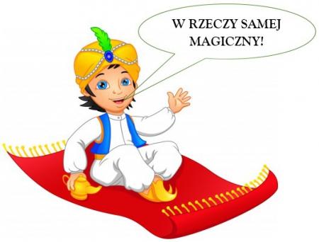 Magiczny Dywan - podłoga interaktywna dla dzieci