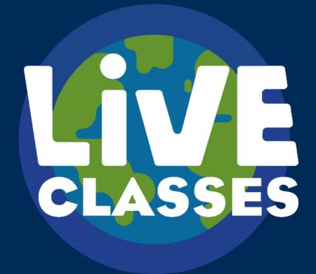 Pearson&BBC Live Classes