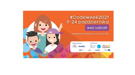 Programowanie jest super – CodeWeek2021
